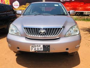 Toyota Harrier 2008 2.4 Gray   Cars for sale in Central Region, Kampala