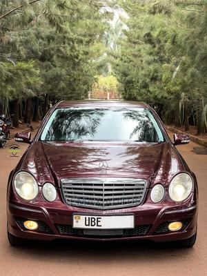 Mercedes-Benz E300 2007 Red   Cars for sale in Central Region, Kampala