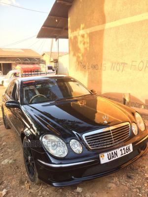 Mercedes-Benz E240 2005 Black | Cars for sale in Central Region, Kampala