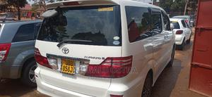 Toyota Alphard 2005 White   Cars for sale in Central Region, Kampala