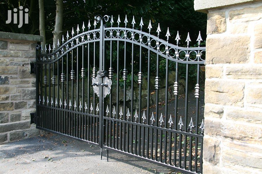 Y170819 Wrought Iron Quality Gates B | Doors for sale in Kampala, Central Region, Uganda