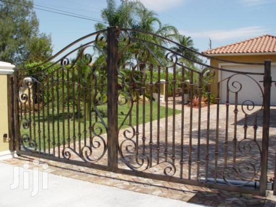 Y170819 Wrought Iron Gates Of High Quality | Doors for sale in Kampala, Central Region, Uganda