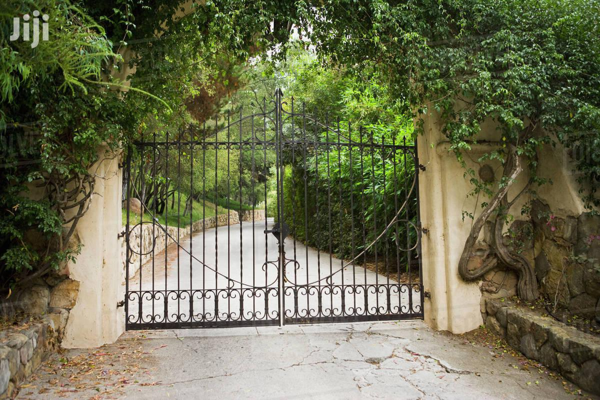 Y170819 Wrought Iron Designed Quality Gates   Doors for sale in Kampala, Central Region, Uganda