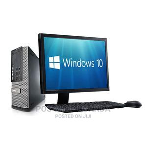 Desktop Computer Dell 4GB Intel Core I5 HDD 500GB | Laptops & Computers for sale in Central Region, Kampala