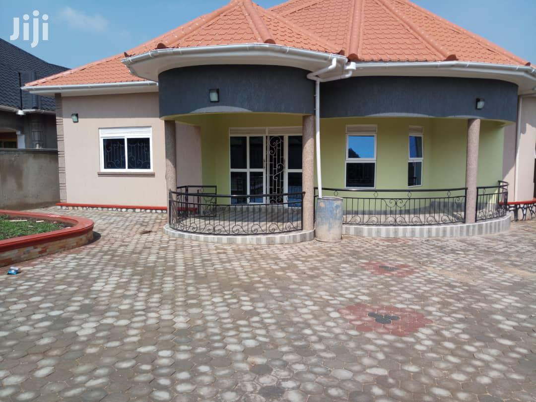 New Three Bedroom House In Namugongo Sonde Town For Sale