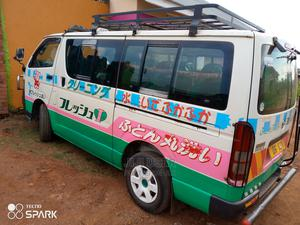 Toyota Hiace Drone   Buses & Microbuses for sale in Central Region, Mukono