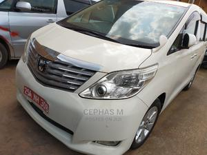 Pearl White Alphard 2007 | Buses & Microbuses for sale in Central Region, Kampala