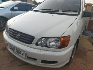 Toyota Ipsum 2001 White   Cars for sale in Central Region, Kampala
