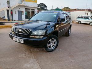 Toyota Alphard 1998 Black | Cars for sale in Central Region, Kampala