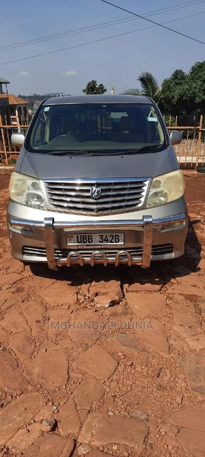 Toyota Alphard 2007 Gold | Cars for sale in Central Region, Kampala