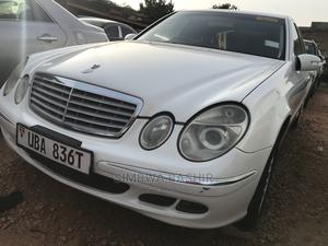 Mercedes-Benz E240 2007 White | Cars for sale in Central Region, Kampala