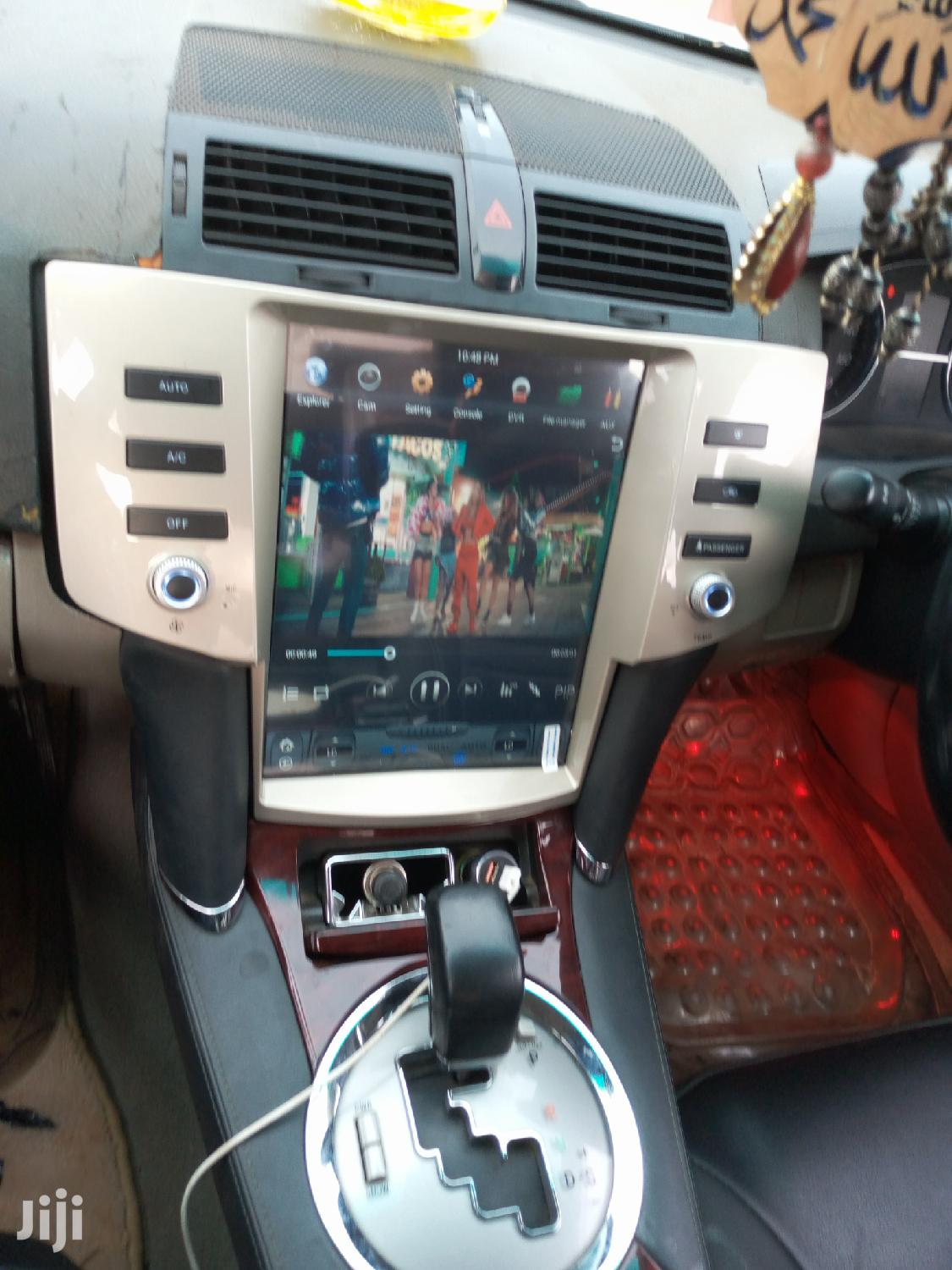 Mark X Andriod Radio | Vehicle Parts & Accessories for sale in Kampala, Central Region, Uganda