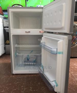 Adh 98L Double Door Refrigerator | Kitchen Appliances for sale in Central Region, Kampala