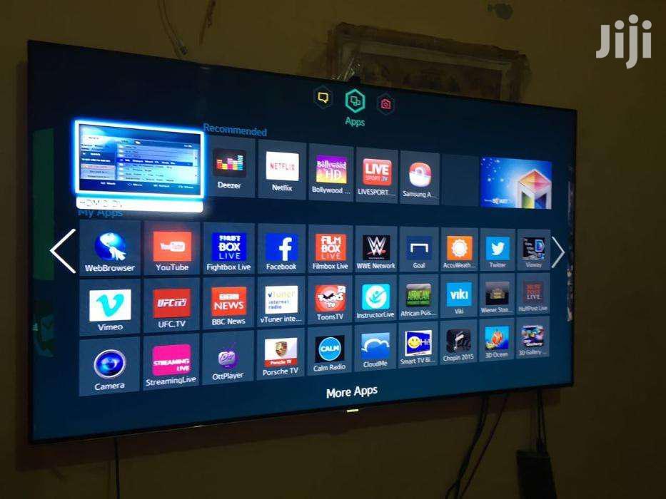 65' SAMSUNG Full HD 3D Smart TV HU8000 Series 8