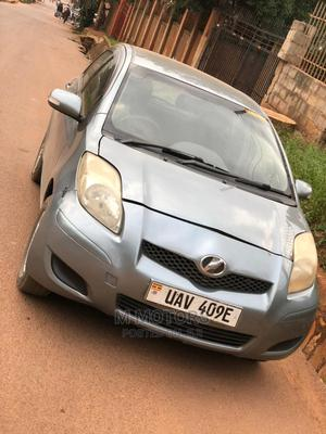 Toyota Vitz 2008 Gray   Cars for sale in Central Region, Kampala
