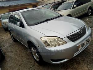 Toyota Corolla RunX 2003 Silver | Cars for sale in Central Region, Kampala