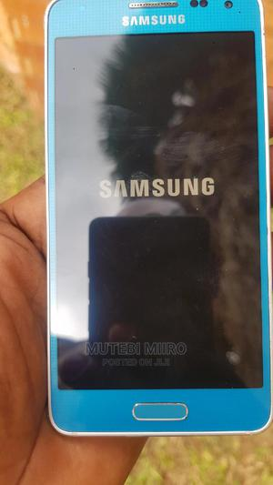 Samsung Galaxy Alpha 32 GB Blue   Mobile Phones for sale in Central Region, Kampala