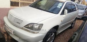 Toyota Harrier 2000 2.2 16V White | Cars for sale in Central Region, Kampala