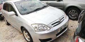 Toyota Allex 2006 Silver | Cars for sale in Central Region, Kampala