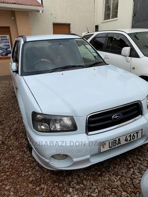 Subaru Forester 2002 White | Cars for sale in Central Region, Kampala