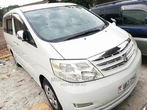 Toyota Alphard 2007 White   Cars for sale in Central Region, Kampala