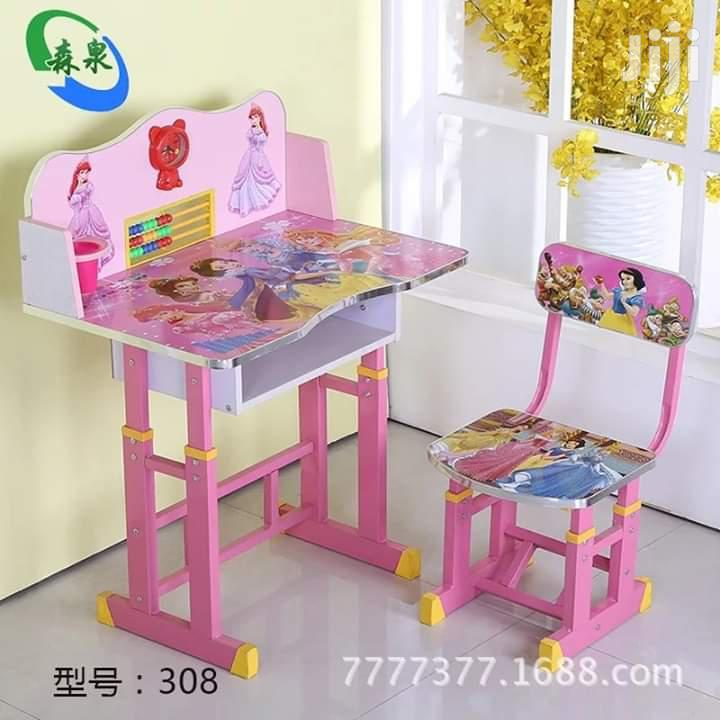Kids Reading Table And Chair | Children's Furniture for sale in Kampala, Central Region, Uganda