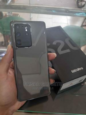New Samsung Galaxy S20 Ultra 128 GB Gray   Mobile Phones for sale in Central Region, Kampala