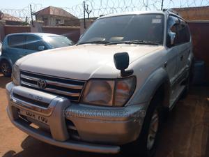 Toyota Land Cruiser Prado 2000 Off White   Cars for sale in Central Region, Kampala