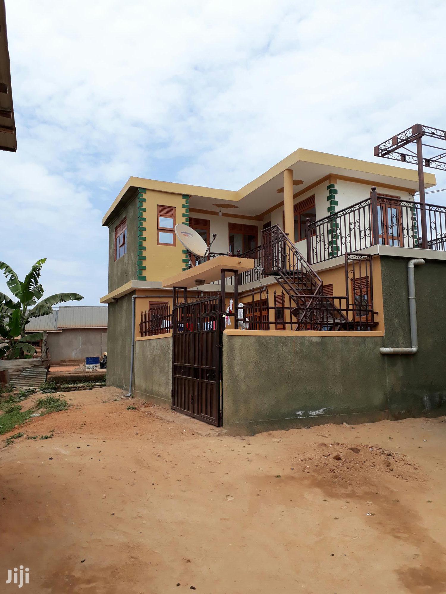 Apartments House At Kabuuma Salaama Road For Sale