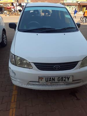 Toyota Corolla Spacio 1999 1.6 (4 Seater) White   Cars for sale in Central Region, Kampala