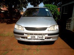 Toyota Corolla Spacio 1998 1.6 (4 Seater) Silver   Cars for sale in Central Region, Kampala
