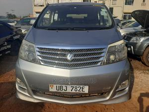 Toyota Alphard 2006 Gray | Cars for sale in Central Region, Kampala