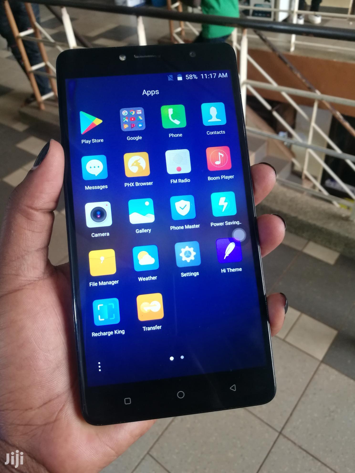 Tecno L9 Plus 16 GB Black   Mobile Phones for sale in Kampala, Central Region, Uganda