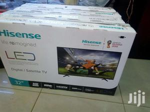 Hisense Flat Screen TV 32 Inches   TV & DVD Equipment for sale in Central Region, Kampala