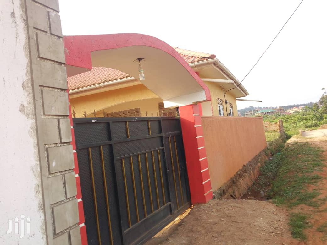 On Sale In Soya Bunga;:2bedrooms All Self Contained, Seated On 40ftby