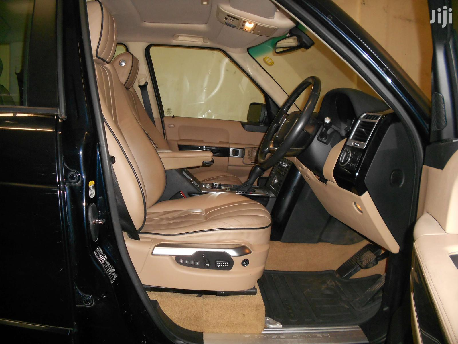 Archive: Land Rover Range Rover Vogue 2008 Blue