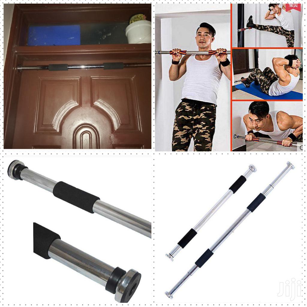 Pull Up Door Gym Bar | Sports Equipment for sale in Kampala, Central Region, Uganda