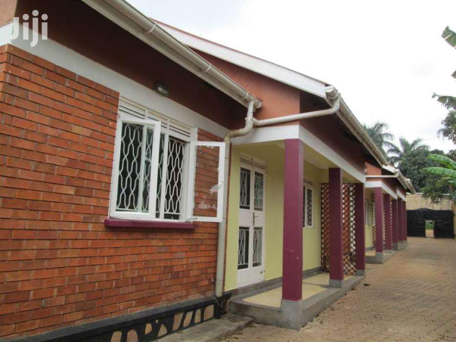 Two Bedroom House In Kirinya Bukasa Road For Rent