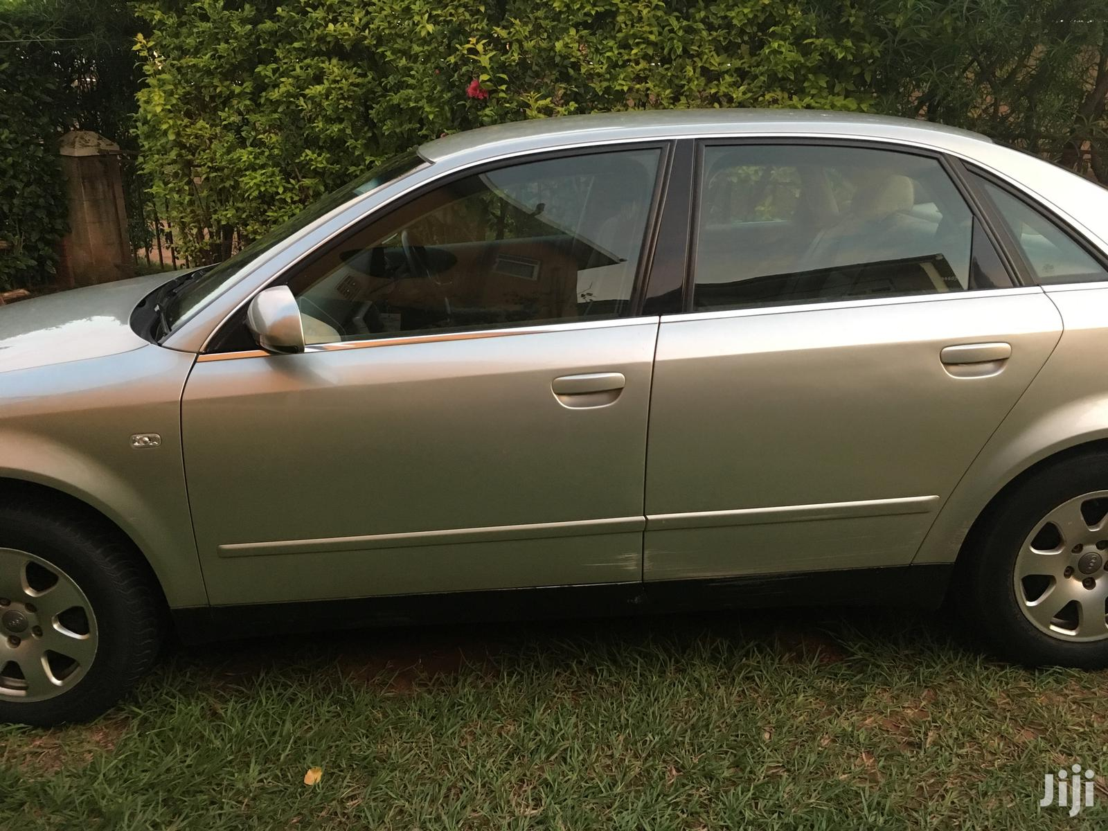 Audi A4 2004 2.0 T FSI Multitronic Beige | Cars for sale in Kampala, Central Region, Uganda