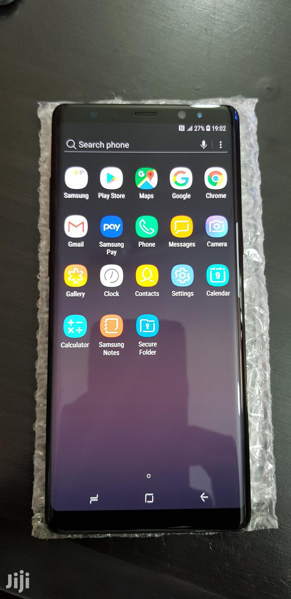 Samsung Galaxy Note 8 64 GB Black | Mobile Phones for sale in Kampala, Central Region, Uganda