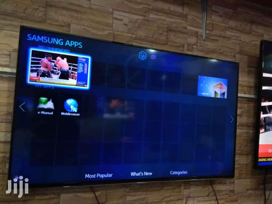48inches Samsung Smart TV   TV & DVD Equipment for sale in Kampala, Central Region, Uganda