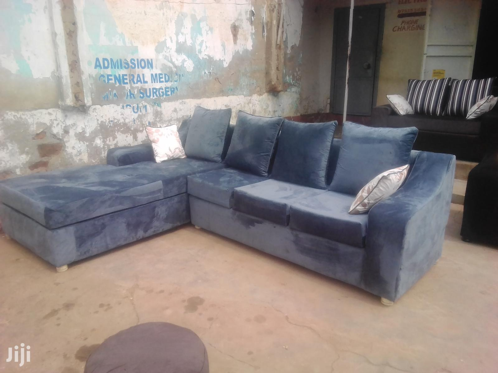 Puffs And Sofas | Furniture for sale in Kampala, Central Region, Uganda