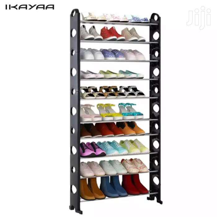 30 Pair Shoe Rack | Furniture for sale in Kampala, Central Region, Uganda