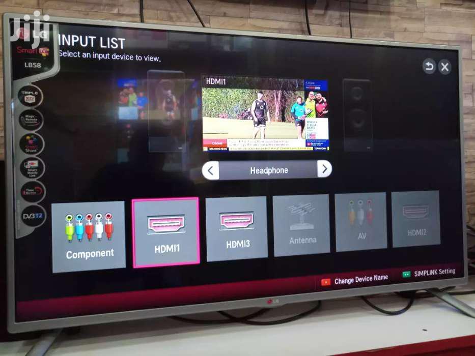 Brand New LG Smart TV 43 Inches   TV & DVD Equipment for sale in Kampala, Central Region, Uganda