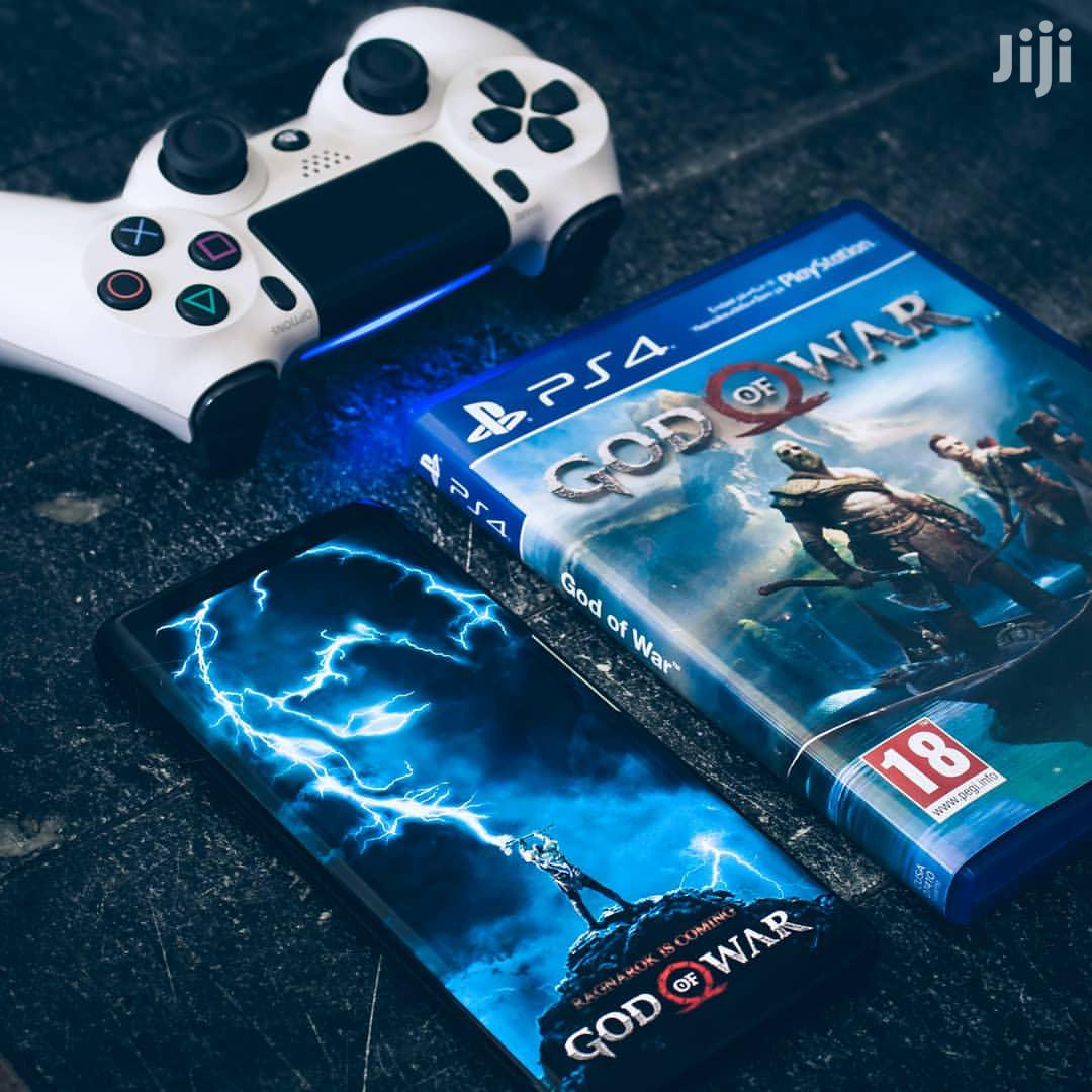 God Of War Ps4 Game And Other Ps4 Games | Video Games for sale in Kampala, Central Region, Uganda