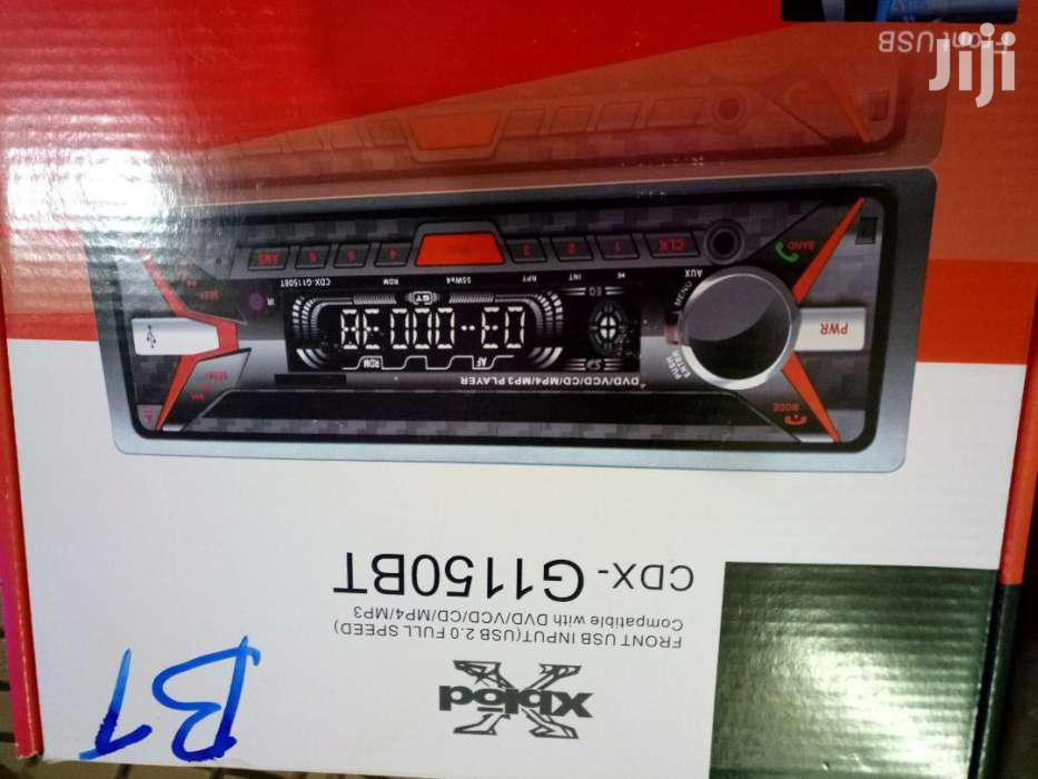 Sony Bluetooth Radio   Vehicle Parts & Accessories for sale in Kampala, Central Region, Uganda