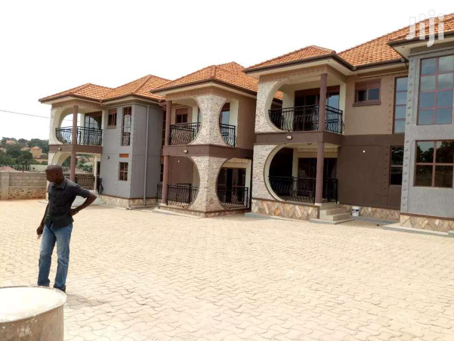 Four Bedrooms Duplex House for Rent in Kisaasi.