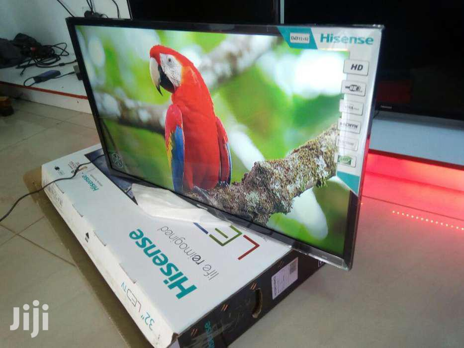 Hisense Flat Screen TV 32 Inches | TV & DVD Equipment for sale in Kampala, Central Region, Uganda