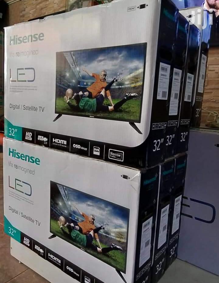Hisense Digital Satellite Full HD Led Flat Screen Tv 32 Inches | TV & DVD Equipment for sale in Kampala, Central Region, Uganda