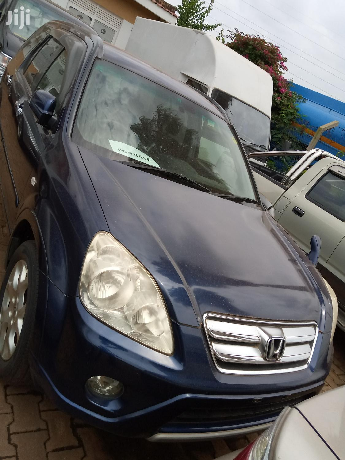 Honda CR-V 2004 Blue